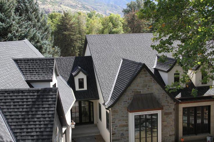 Charcoal | Premier Advantage #fiberglass #asphalt #roofing #shingles #PABCORoofing