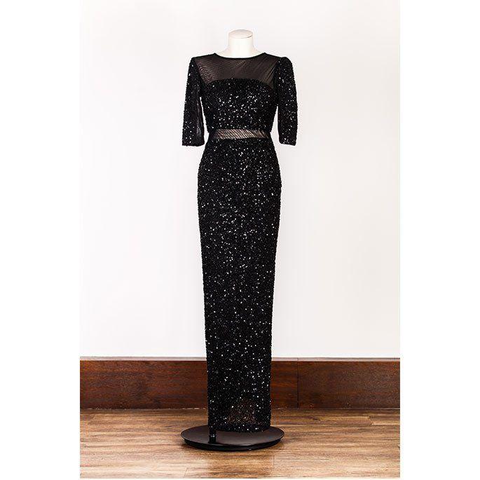 Eileen Kirby - Intuition Dress Black