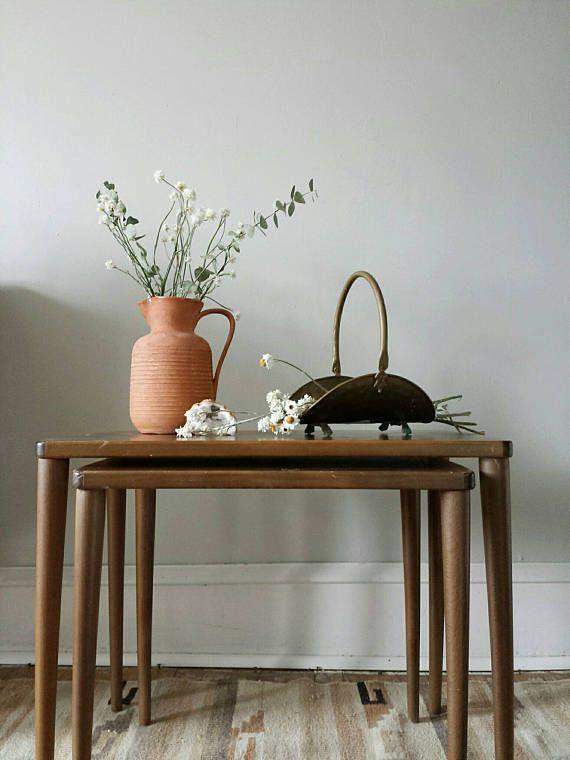 brass basket with handle firewood basket footed tray log cabin decor kindling wood holder