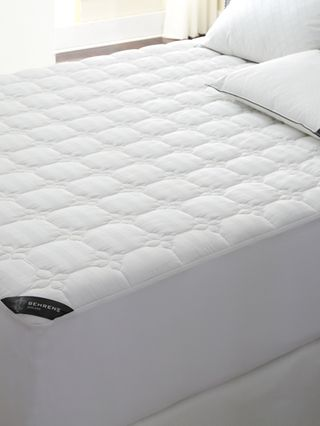 BEHRENS England Full Protection Mattress Pad