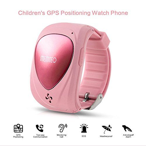 Keep your Children SAFE with the MEMTEQ Waterproof Children Smart Wrist Watch GPS Tracker SOS Call Surveillance, Two Way Talk, Real-time Anti-lost Tracking Device Locater for Kids (Pink) MEMTEQ  On Sale Now $65.99 http://www.amazon.com/dp/B014F0UKPA/ref=cm_sw_r_pi_dp_C41Hwb07QRW7X