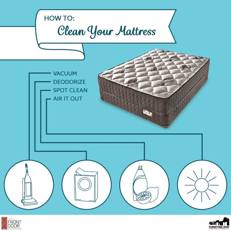 how to clean your mattress for better sleep