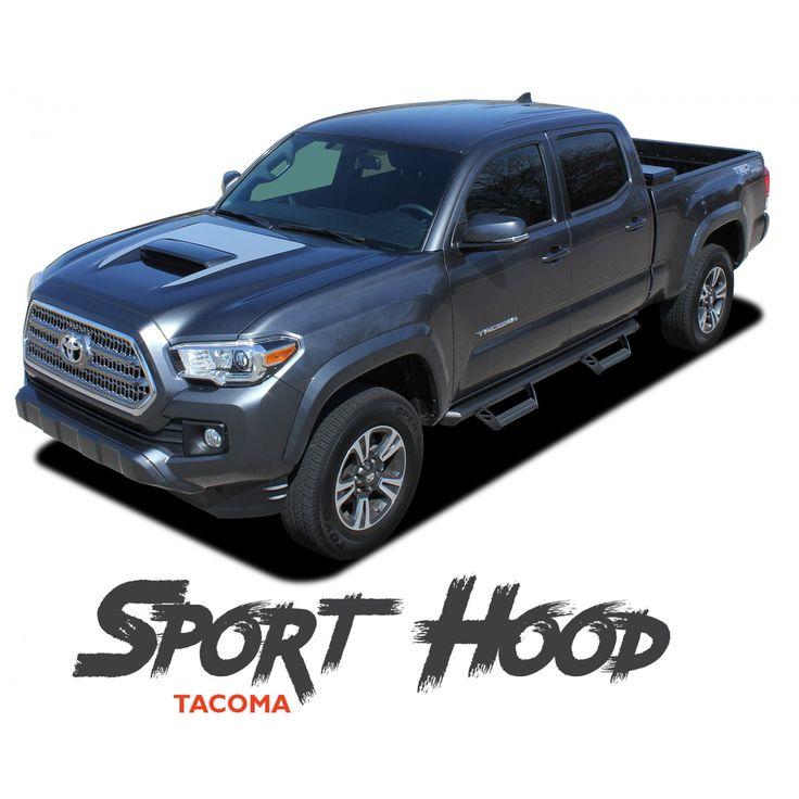 Toyota TRD SPORT HOOD Air Intake Wrap Accent Vinyl
