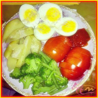 Kuruskan Badan Dengan Resep Makanan Diet Mayo - http://arenawanita.com/kuruskan-badan-dengan-resep-makanan-diet-mayo/