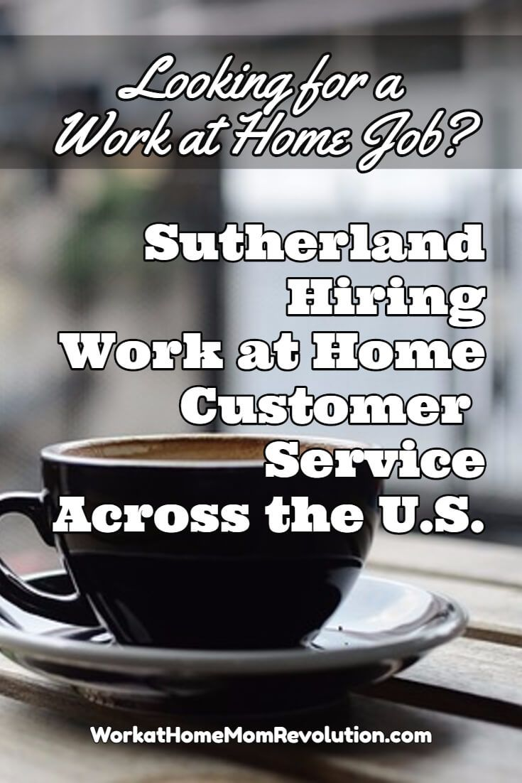 Home Based Cable Customer Service Jobs With Sutherland