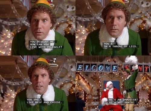 25 best elf quotes on pinterest elf movie watch elf