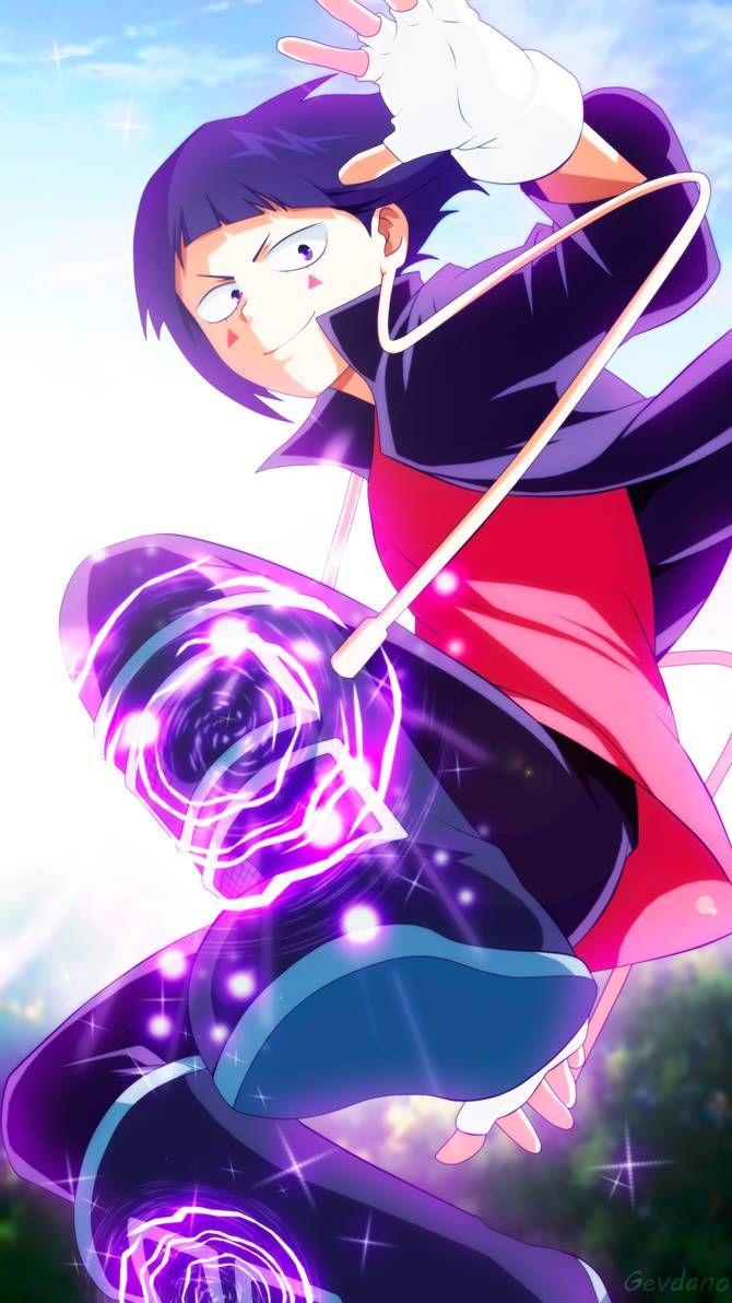 Kyoka Jiro My Hero Academia By Gevdano On Deviantart Hero Wallpaper My Hero Anime Heaven