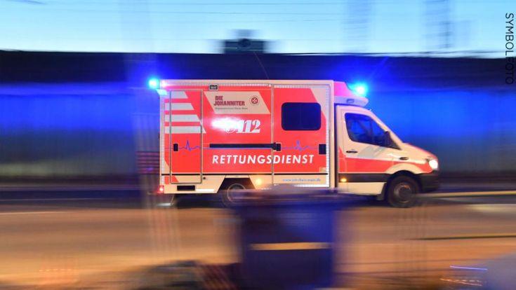 Das Kind kam verletzt ins Krankenhaus