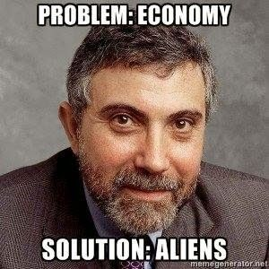 Fishermagical Thought: Problem: Economy