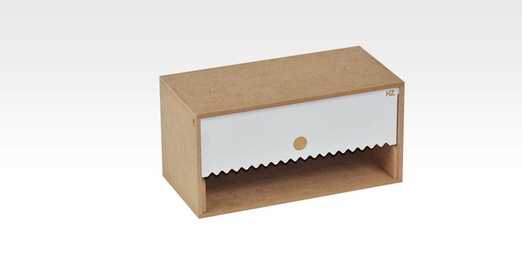 Paper Towel Module (OM08) - perfect to organize your work place by AllScalesModels on Etsy