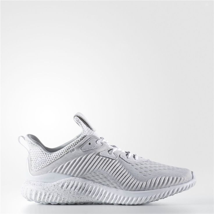 Adidas alphabounce Reigning Champ Shoes (Clear Grey / Running White / Ice Grey)
