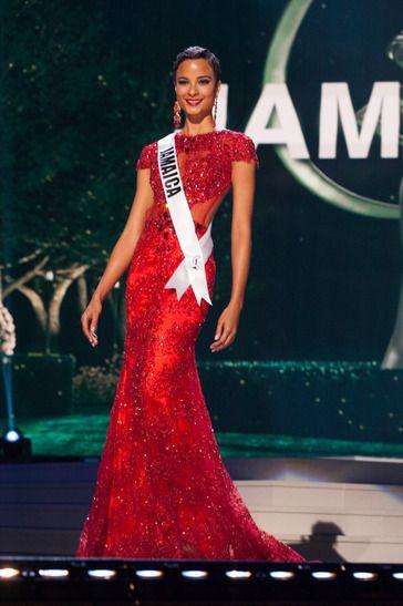 Miss Universe Jamaica 2014 - Kaci Fennell