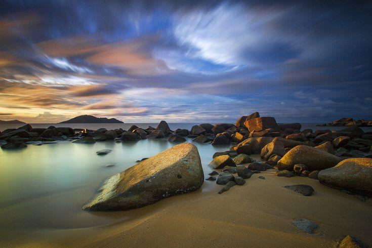 Pantai Kura-kura - Kura-kura Beach, West Kalimantan, Indonesia