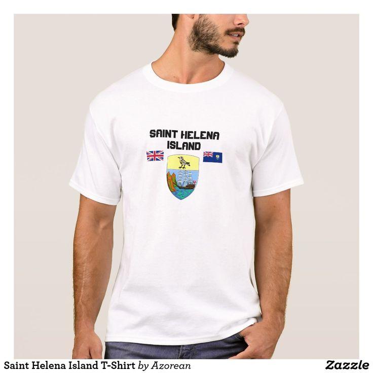 Saint Helena Island T-Shirt