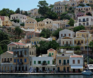 HIP GREECE | HOTELS | SYMI | THE OLD MARKETS