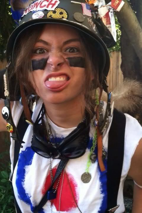 23 Best Images About Tank Girl On Pinterest   Vests Emerald City And Gloves