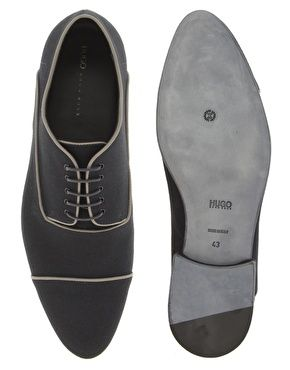 Love it! | HUGO by Hugo Boss Eclor Suede Shoes