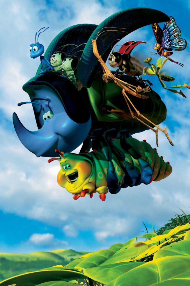Pin for Later: Halloween: Over 100 Disney Costumes That Will Win Every Contest A Bug's Life Options: Flik the ant, Princess Atta the Ant, Hopper the grasshopper, Heimlich the caterpillar, Manny the praying mantis, P.T. Flea