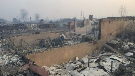 @CBCNews  May 4 'Catastrophic' Fort McMurray wildfire surpasses 10,000 hectares http://ift.tt/1UzpWAb