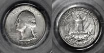 Grading Washington Silver Quarters Made Easy: Very Fine-20 (VF20 or VF-20)