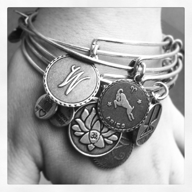 How would you describe yourself using Alex and Ani?