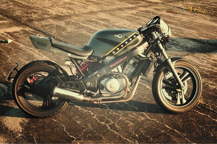 Honda NTV 650   Motorholik
