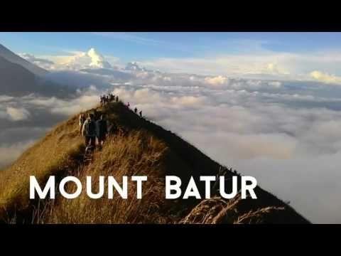 Mount Batur Bali | Volcano Sunrise Trekking - YouTube