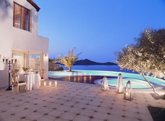 Elounda Gulf Villas, Crete, Greece, Presidential Spa Villa by Classic Collection Holidays - Tailor-made luxury hotel holidays at affordable prices 0800 008 7299