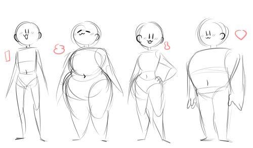July's World Body types