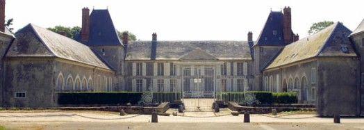 Château de Janvry, Janvry, Auvergne, Allier, France