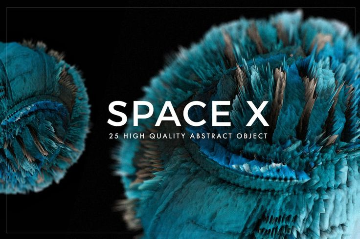 Space X Textures - Volume 1 by micromove on Envato Elements