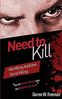 Need to Kill: Identifying Addictive Serial Killing #amreading #books #SerialKiller  https://www.amazon.com/dp/B075753CHS/    With an extensive increase in the rate of crime all over the world and especially in America the need to address the underlying causes responsible for this alarming rise has never been more urgent. Since murder stands at the apex of the crime hierarchy this book focuses on one of the vilest crimes that the hands of humankind are capable of committing. It deals with the…