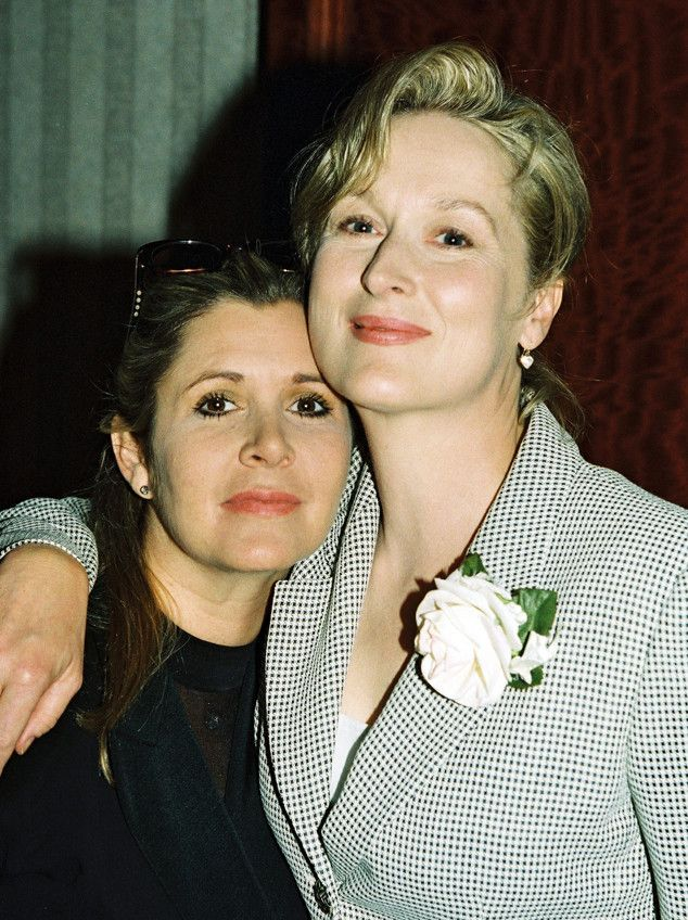 Postcards From the Edge from Carrie Fisher: A Life in Pictures  She infamously struggled with substance abuse and talked openly about dabbling with marijuana at just 13-years-old and moving onto other drugs like cocaine and LSD by the time she was 21. Her addictions were covered in her 1987 best-selling novel, PostcardsFrom the Edge, which was later turned into a movie withMeryl Streep as the lead.