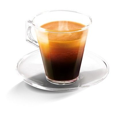 Nescafe Dolce Gusto Espresso - Coffee Capsules - 16ct, Burgandy/White