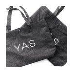 Y.A.S shopping bags / #yasapparel @ yasapparel on Instagram