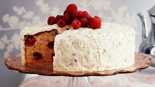 Women S Weekly Raspberry Hazelnut Cake