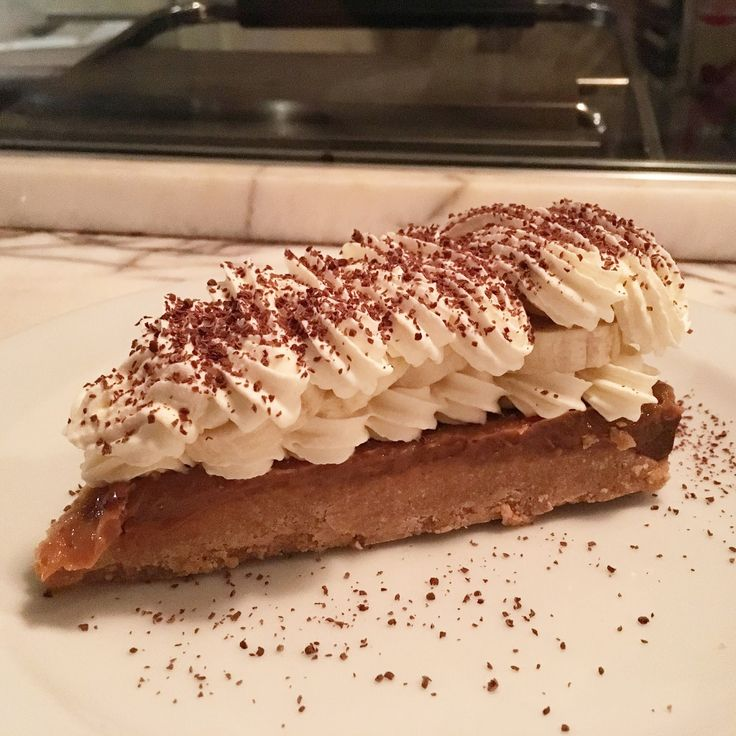 Torta Banoffee | Fratelli Fresh | Italian Restaurant | Sydney