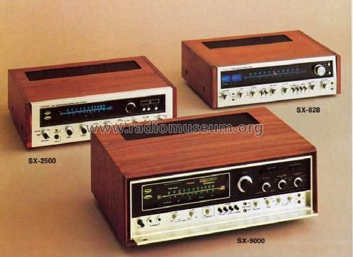 Pioneer Corporation; Stereo Receiver SX-828 uploaded by Franz Scharner (2)