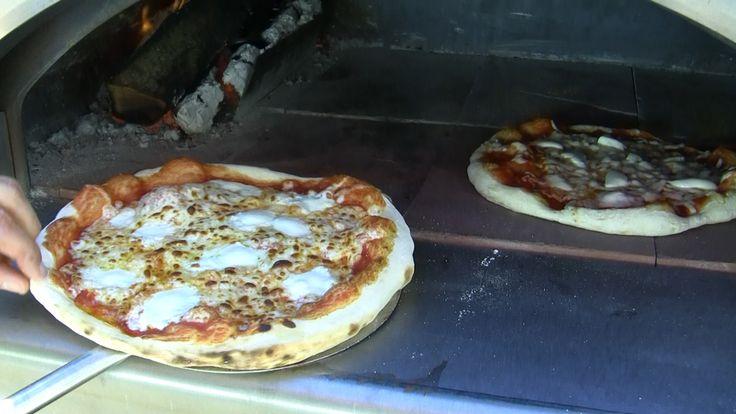 La pizza in 5 minuti al giorno cotta nel forno 4 Pizze di AlfaPizza