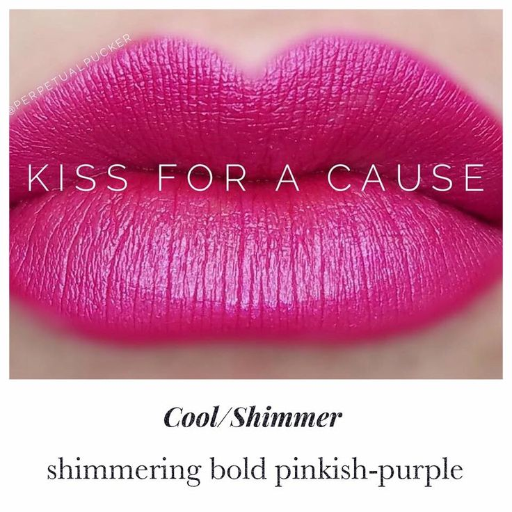 Check out this fun summer color : Kiss for a Cause! Not only is this a beautiful color, a portion of the proceeds are donated to charities like the American Breast Cancer Foundation!