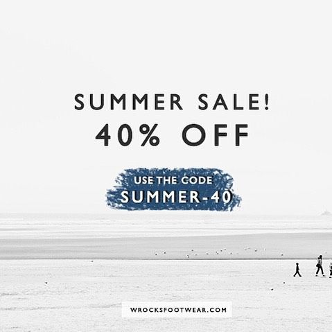 Peaceful beach days 🙏🏼 👟☀️ Don't miss the chance to get 40% off in the entire website! Go ahead and use the code SUMMER-40 in the checkout of your purchase 🙌🏼 Go to wrocksfootwear.com (link in the bio) 🌐👟👌🏼 #sales #summersales #summer #springsummer #springsummer2017 #washedrocks #wrocksfootwear #sneakers #sneakerhead #sneakerfreak #fashion #instafashion #picoftheday #photooftheday #photography