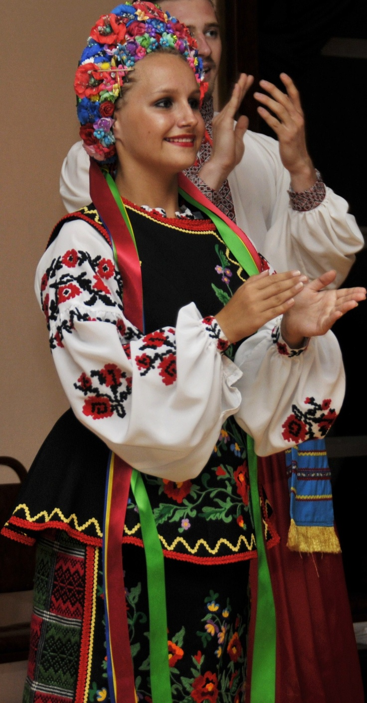 My beauty in Ukrainian Hopak Dance Costume.  @Adriana Tuz
