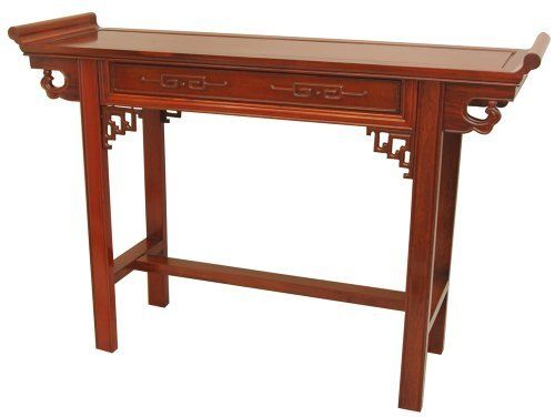 Oriental Furniture Excellent Quality, 46-Inch Classic Qing Chinese ...