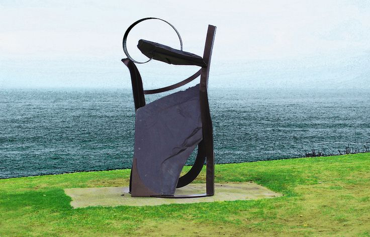 Sculpture by the Sea.17 by Hilton Luckey