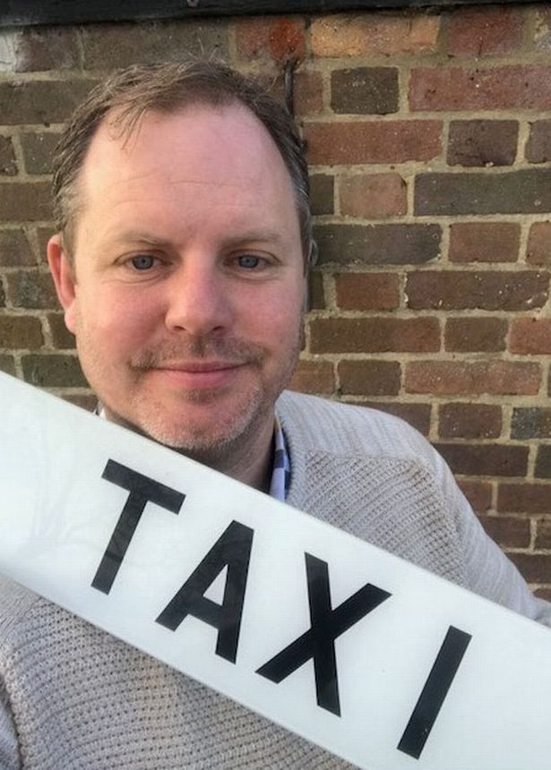 Unique car number plate that spells out the word 'TAXI' on sale for £100,000 - Mirror Online