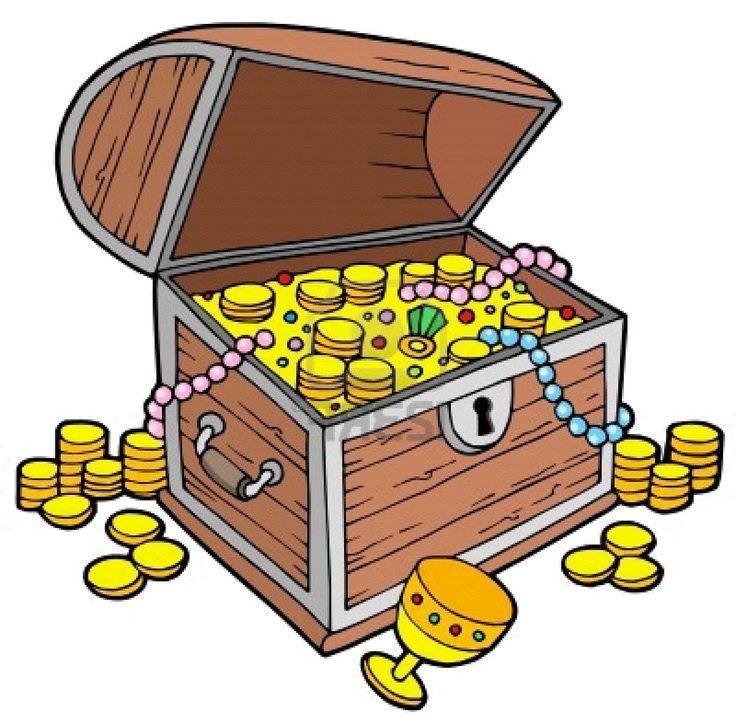 treasure chest clip art - Google Search