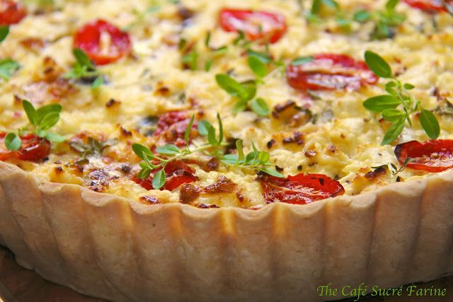 vegetable tarts veggie tart vegetable quiche vegetable based roasted ...