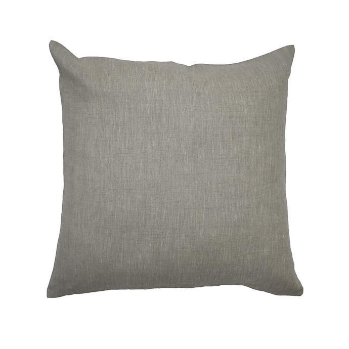 Oatmeal blank cushions