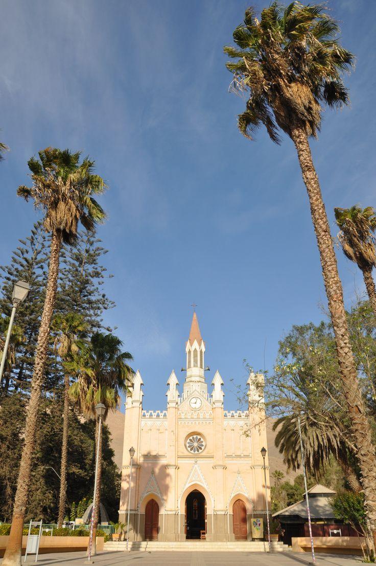 Iglesia, Tierras Amarillas, Copiapó.