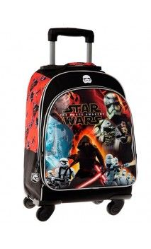 Mochila Trolley Star Wars Battle 4 ruedas